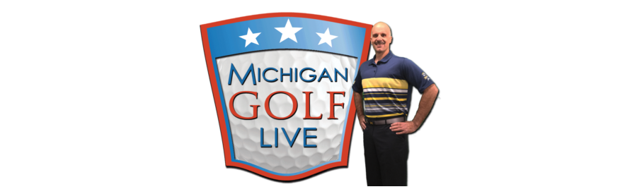 "Chip Beck and PerfectMotion® CEO Rich Kosowsky join ""Michigan Golf Live"" with Bill Hobson ""Golf Talk"